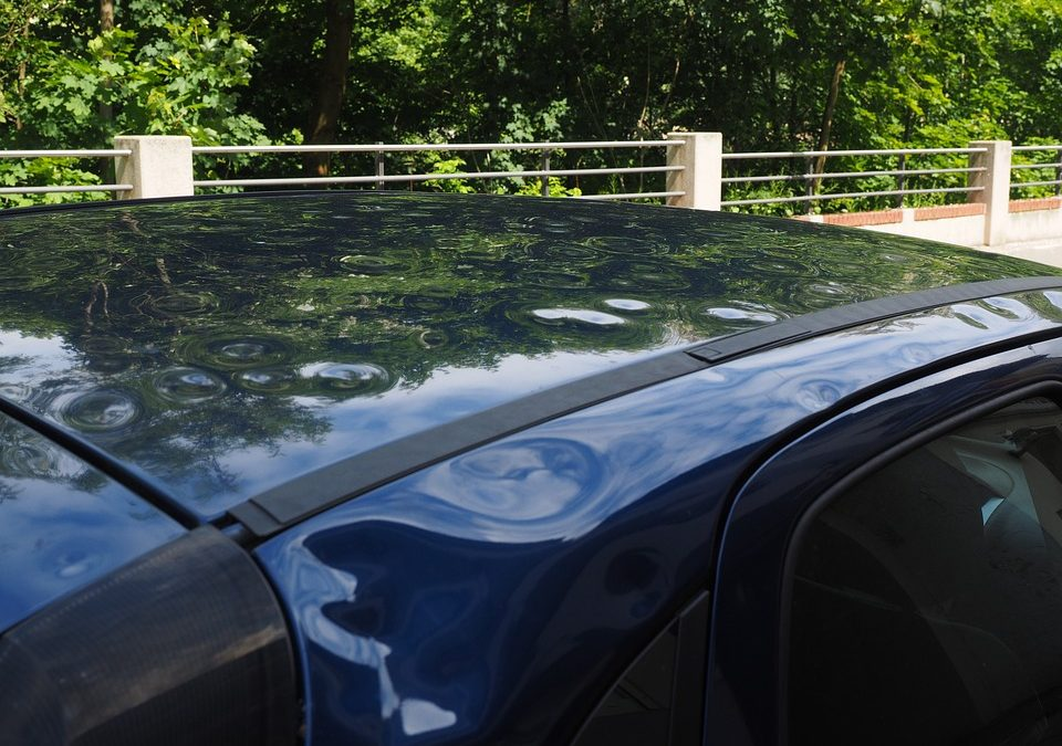 The Main Types Of Dents Your Car Might Have